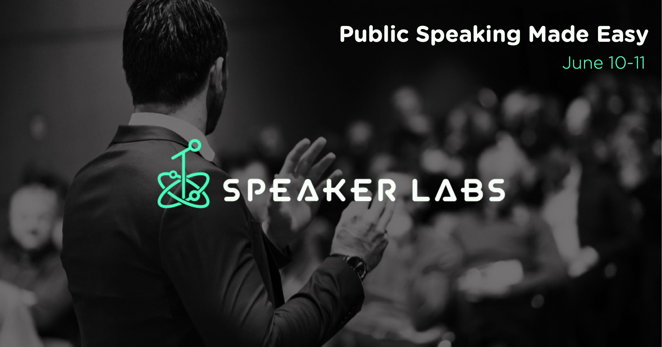 Public Speaking Made Easy - June 2020
