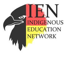 The Indigenous Education Network (IEN)  logo