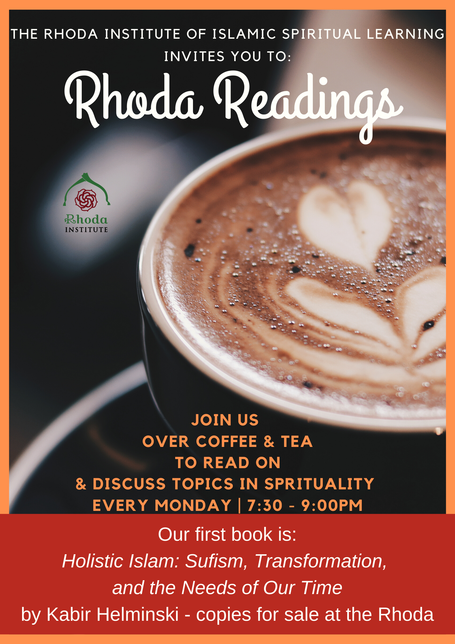 Rhoda Readings - a Book Club