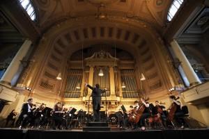 Yale Philharmonia Concert w/ Reception