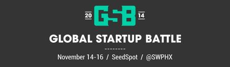 Startup Weekend Phoenix: Global Startup Battle