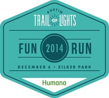 2014 Austin Trail of Lights Fun Run presented by Humana