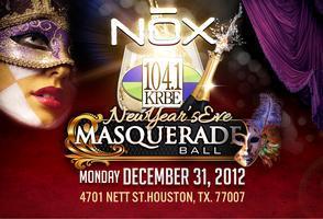 Nox 104.1 KRBE NYE Masquerade Ball