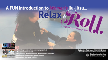 Relax & Roll Womens Open Mat & Introduction to...