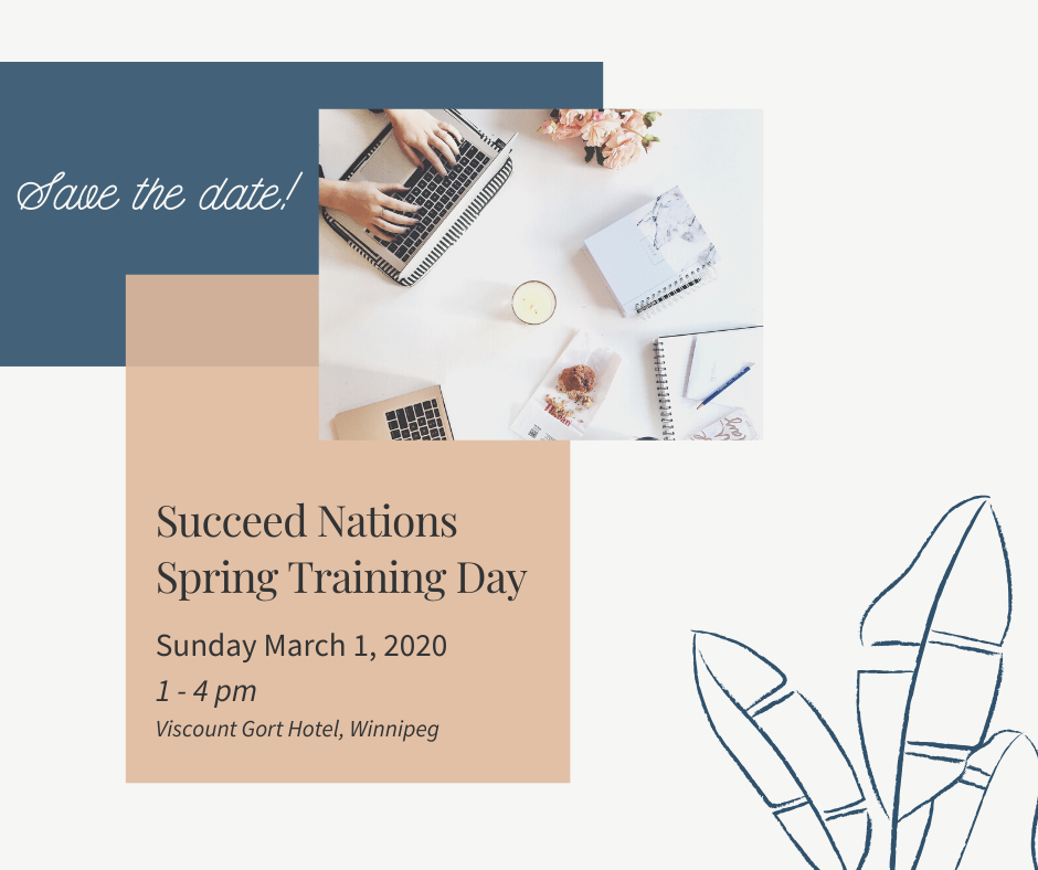 Succeed Nations Spring Training Day