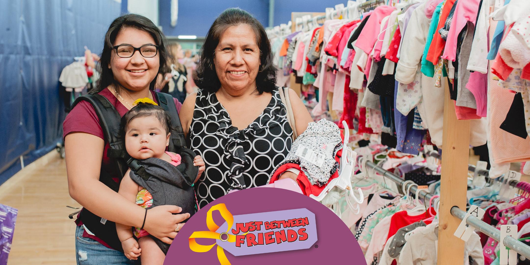 1st-Time Parent/Grandparent/Foster/Adopt (FREE) - JBF Arlington - Spr 2020