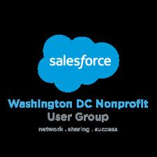 DC Nonprofit Salesforce User Group logo