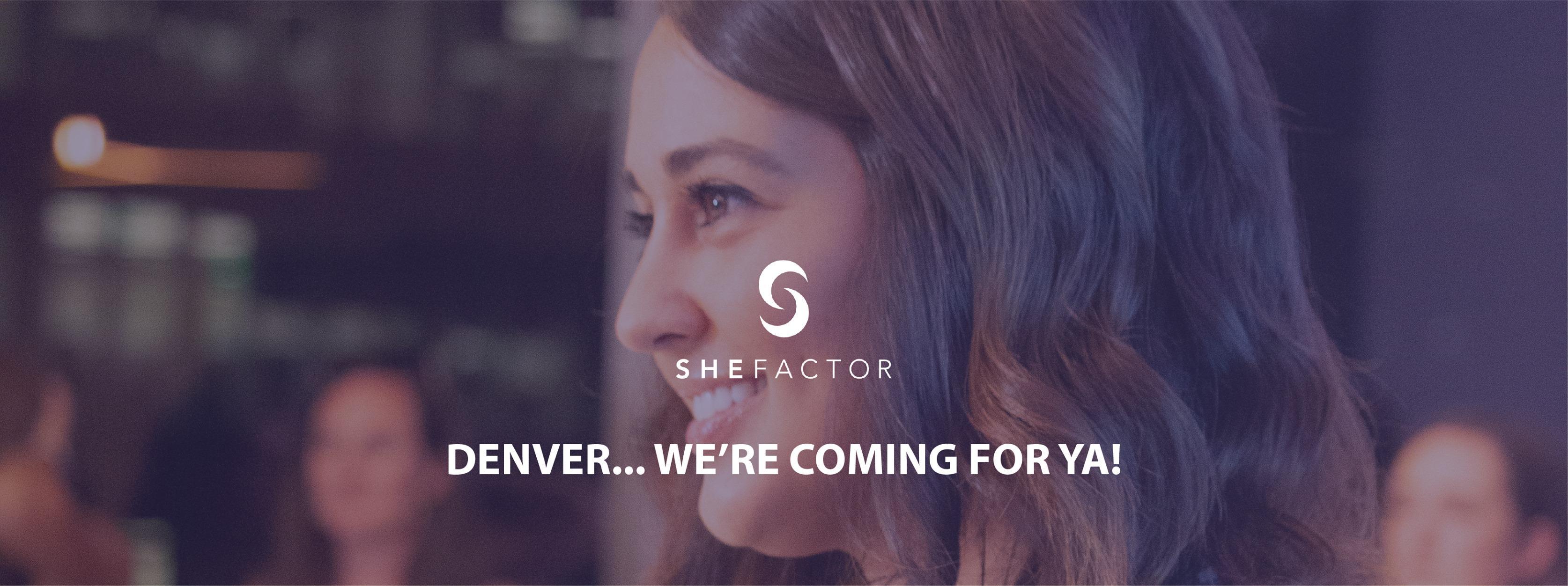 SheFactor Denver February Squad Meeting