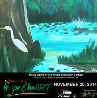 hope & heART Show & Auction Fundraiser