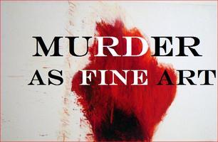 November Murder Mystery Dinner- Murder As A Fine Art