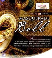 2013 - 3rd Annual Masquerade Ball - A Holiday Affiar
