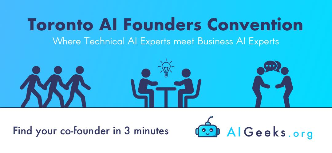 Toronto AI Founders Convention