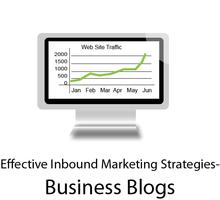 Effective Inbound Marketing Strategies - Business Blogs