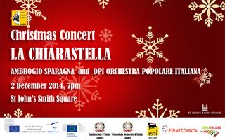 LA CHIARASTELLA - Ambrogio Sparagna and Orchestra...