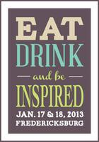 EAT. DRINK. BE INSPIRED