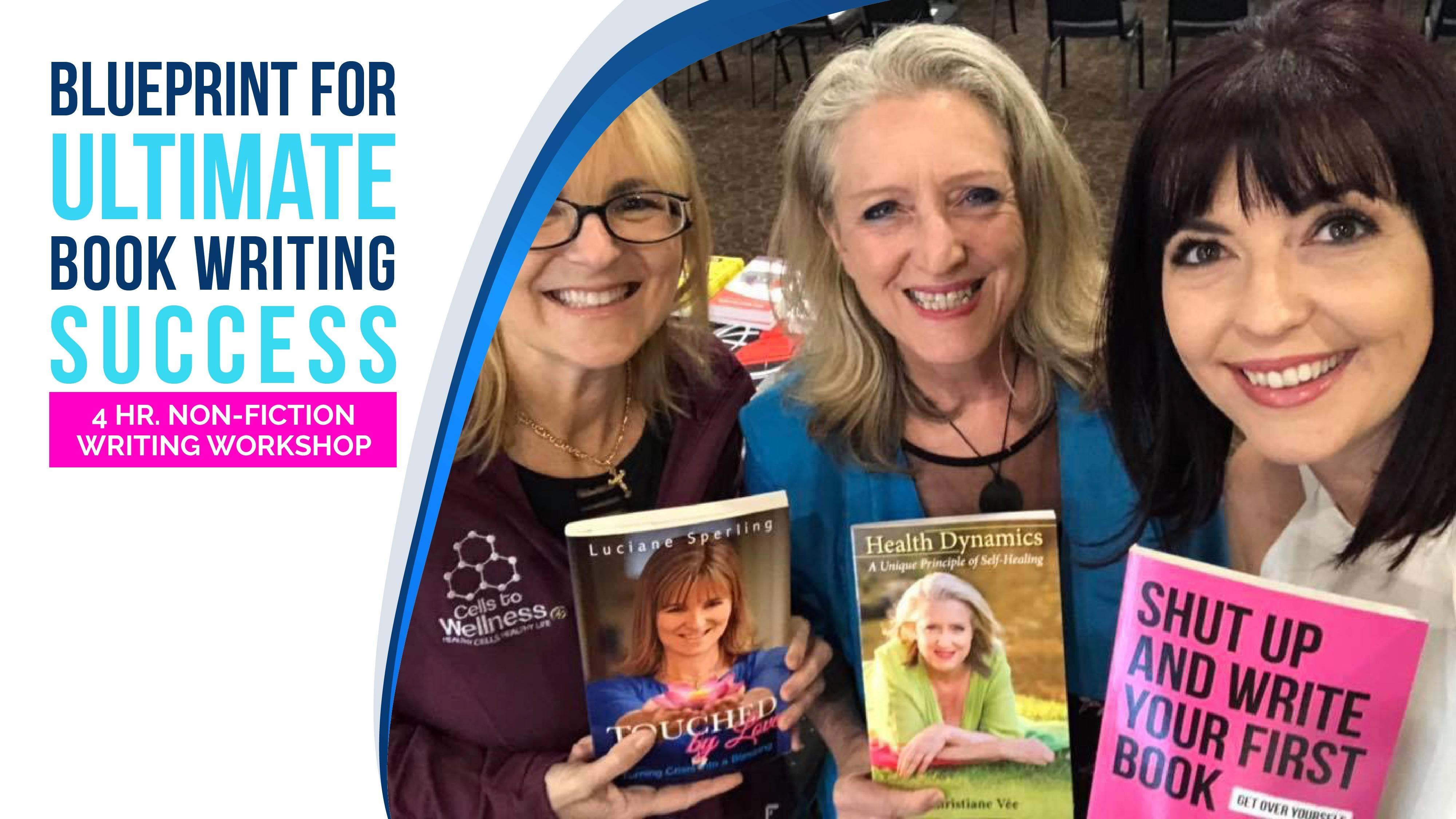 Ultimate 48 Hour Author's Non-Fiction Book Writing Seminar - Tampa, FL