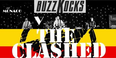 The BuzzKocks V The Clashed - Punk Tribute Band Double...