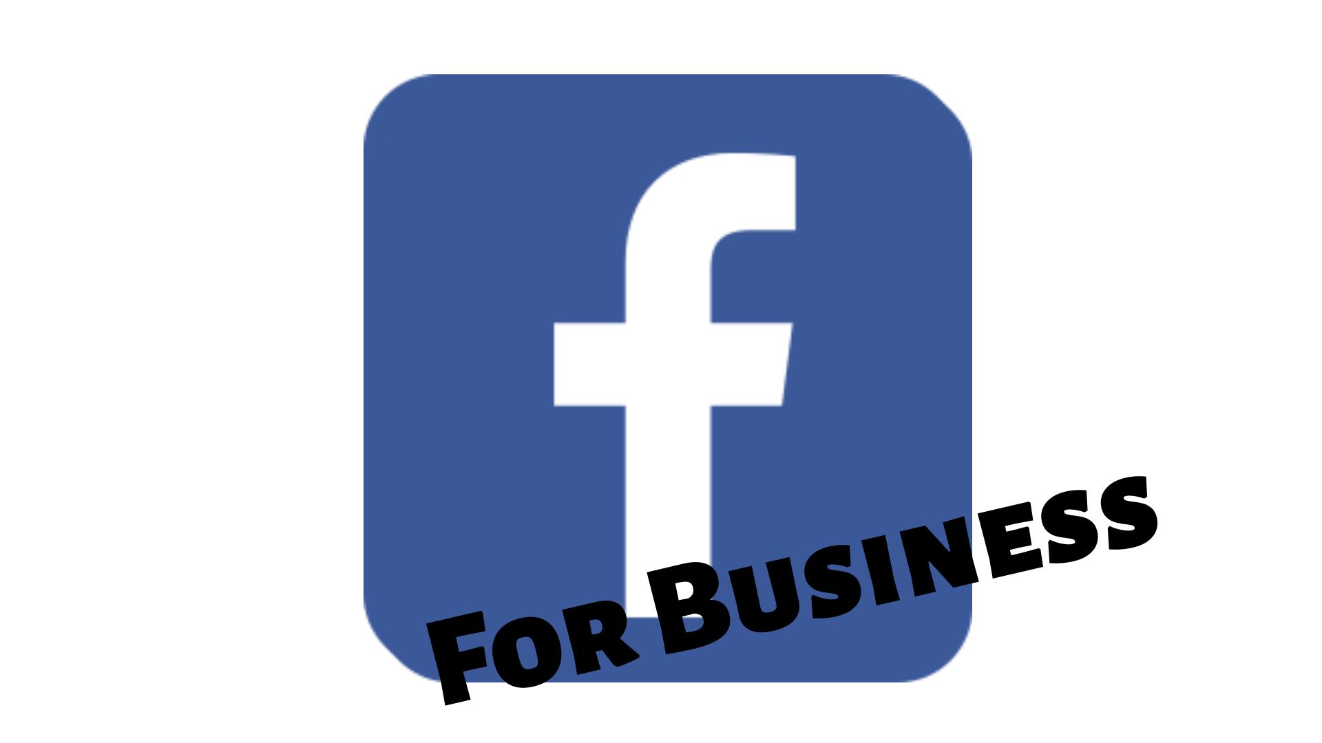 Facebook for Business - Interactive Workshop