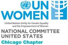 Chicago Chapter of the US National Committee for UN Women logo