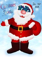Christmas Special Dec 25th 8:30PM