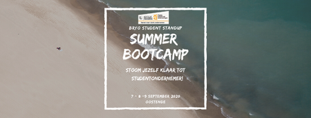 Bryo Student StandUp: Summer Bootcamp
