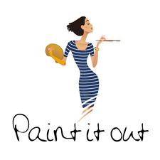 Paint It Out LLC logo