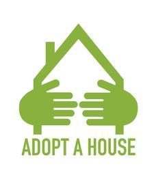 Adopt A House  logo