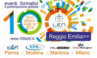 www.100e20.it - «Value Day 5» - Reggio Emilia -...