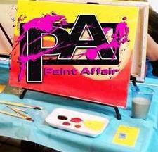 Paint Affair logo