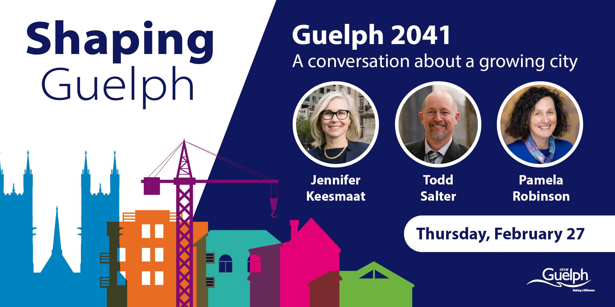 Guelph 2041: A conversation about a growing city