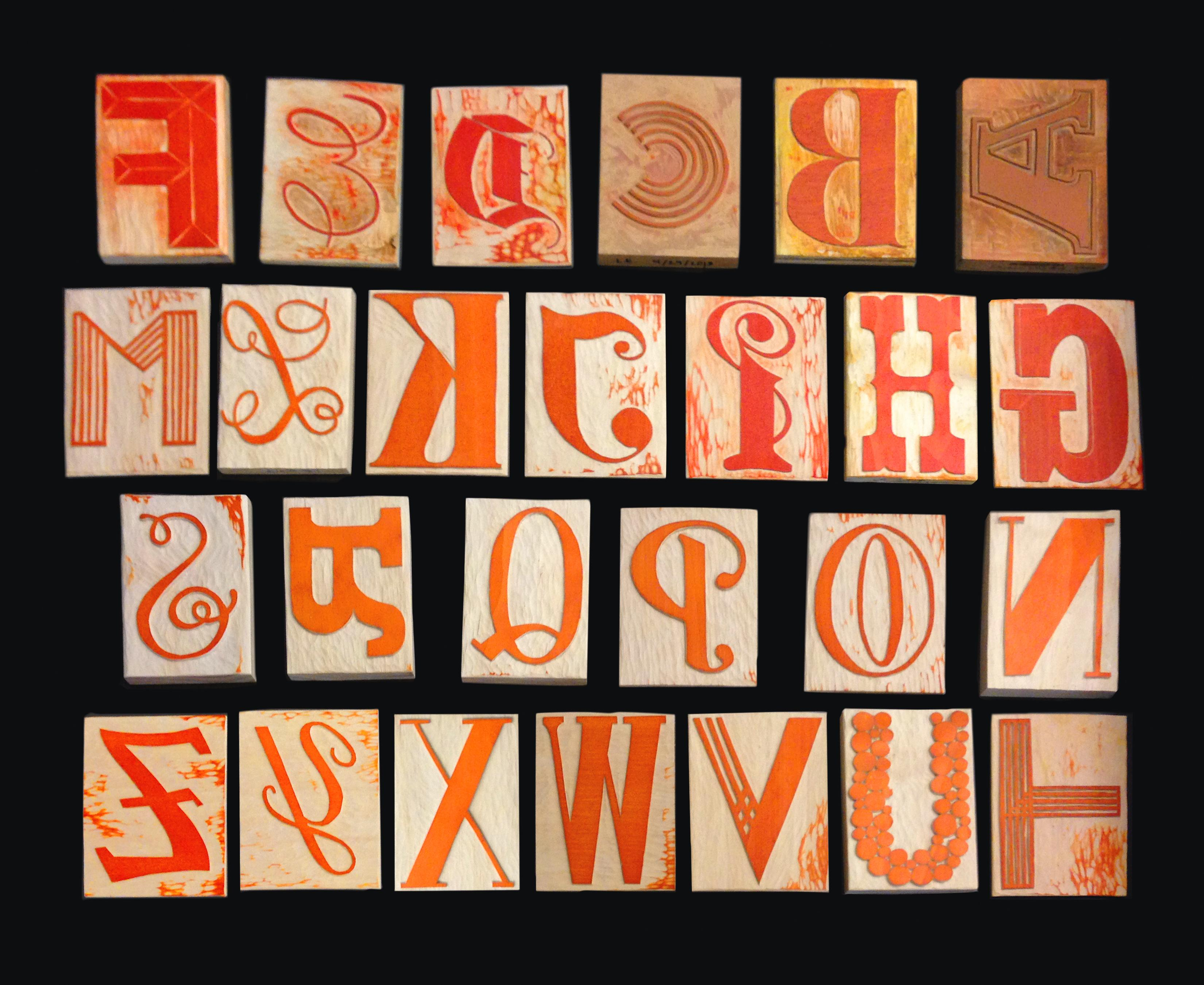 Beyond the Studio - Woodblock Carving & Printing with Lauren Emeritz