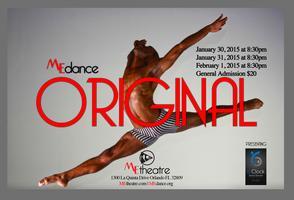 ORIGINAL by ME Dance, Inc.