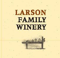 Larson Family Winery  logo