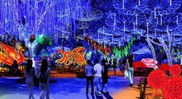Global Winter Wonderland Christmas Lights Limo Tour