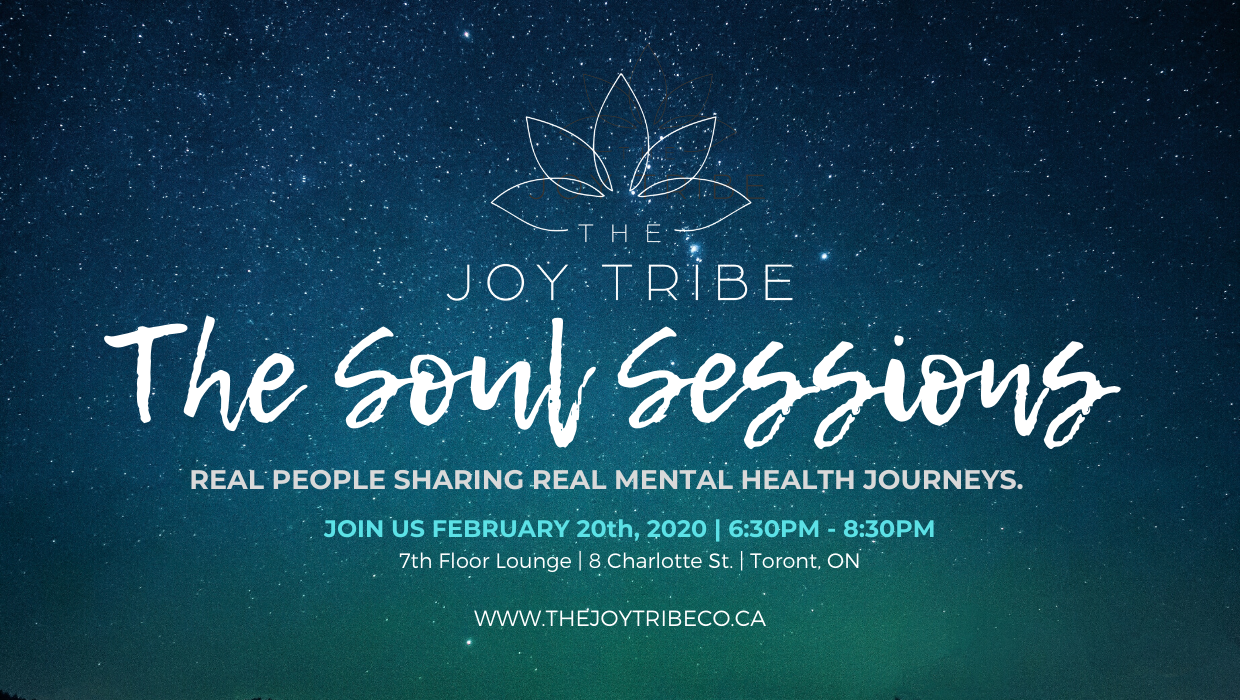 The Joy Tribe Co. Presents: The Soul Sessions