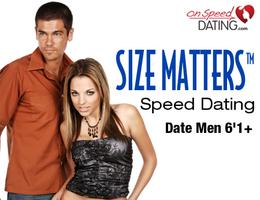 """""""Size Matter's"""" Speed Dating In NYC for women that..."""
