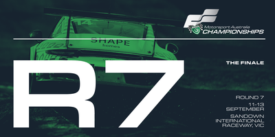 Shannons Motorsport Australia Championships — Sandown