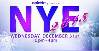 Colette Dallas New Years Eve Ball 2015 VIP Tickets