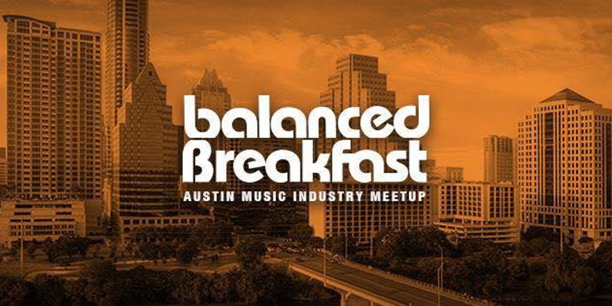 BB Austin Music Industry Meetup at Genuine Joe Coffee