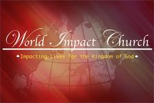 World Impact Church logo