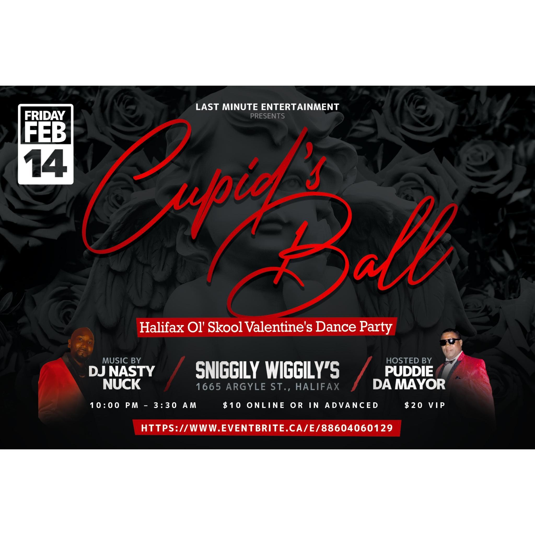 Halifax's Cupid's Ball - Valentine's Ol Skool Dance Party