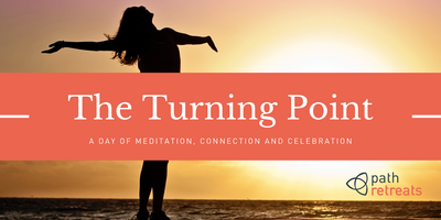 The Turning Point. A day of meditation, connection and...