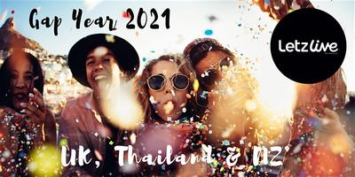 Gap Year Info Evening | Hosted by Letz Live &...