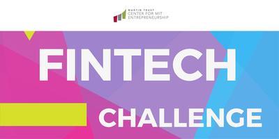 MIT FinTech Challenge: $8,000 Grand Prize
