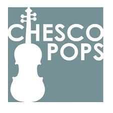 The Chester County Pops Orchestra logo
