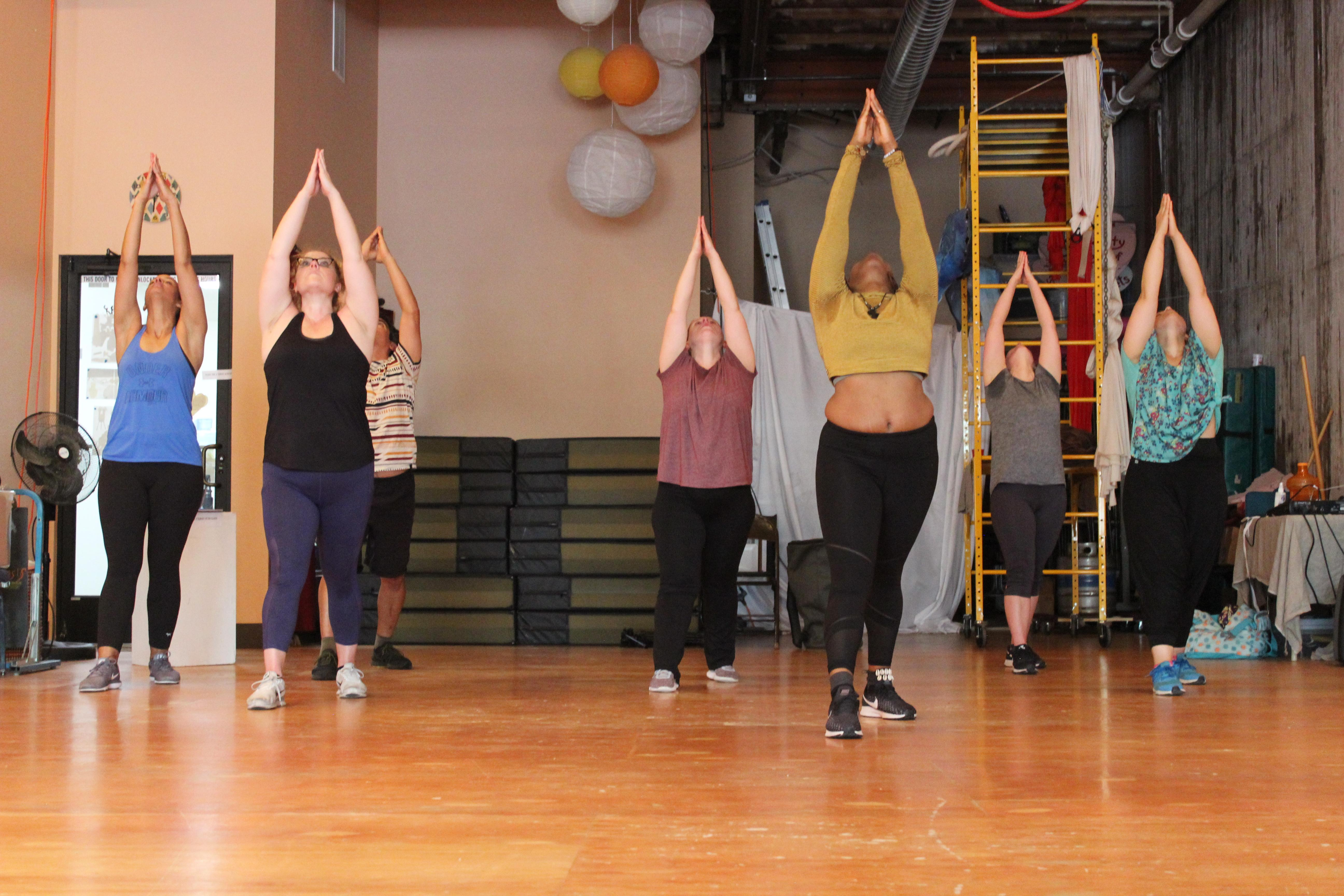 R&B & Chill X Kemetic Yoga