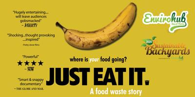 Postponed: Just Eat It, A Food Waste Film- Tauranga