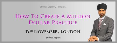 How To Create A Million Dollar Practice - 19th...