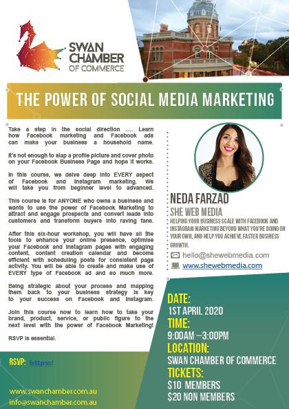 Power of Social Media Marketing