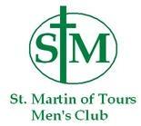 St. Martin of Tours Men's Club logo
